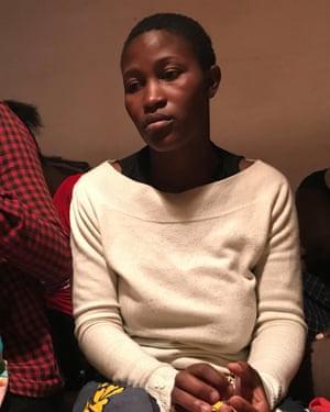 Dorothy Omena, 24