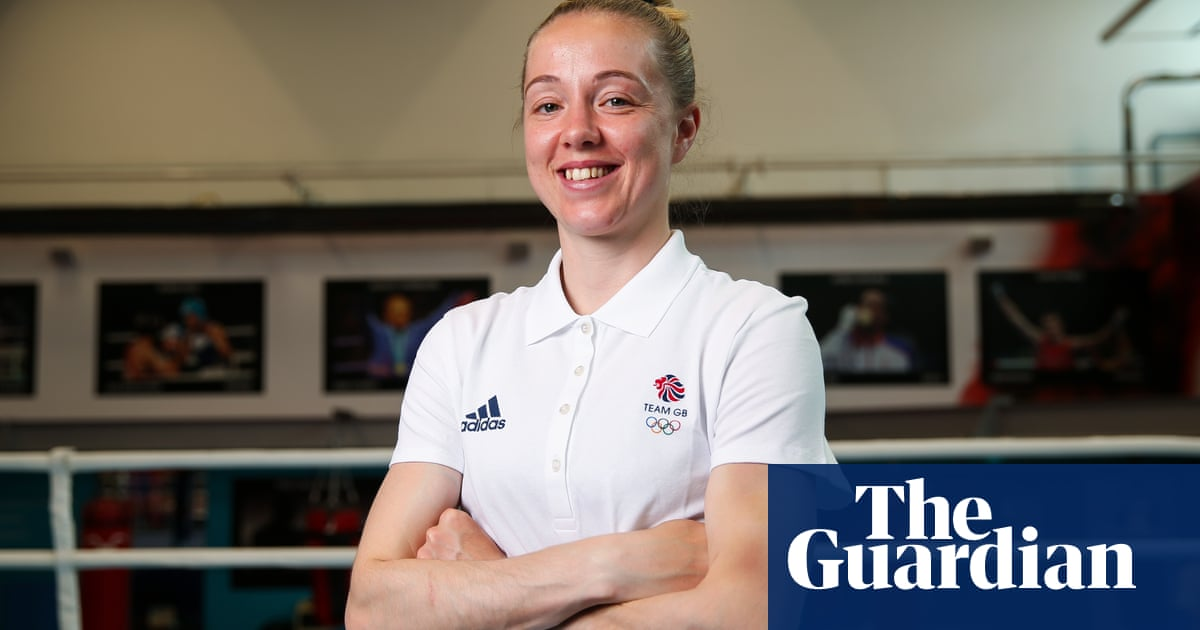 Boxer Charley Davison: 'An Olympic medal could change my life'