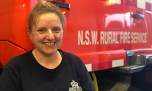 Debbie Ronan joined the RFS after volunteers saved her parents' home.
