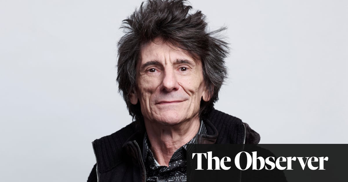 Ronnie Wood: 'Bowie's death especially affected me – we were the