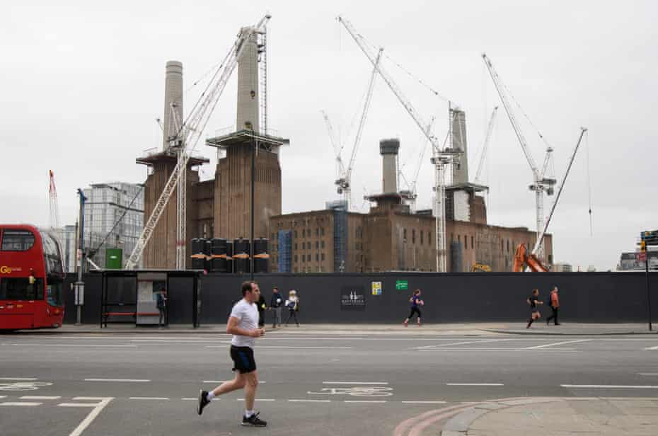 The Battersea Power Station development is set to boast the usual array of pseudo-public features.