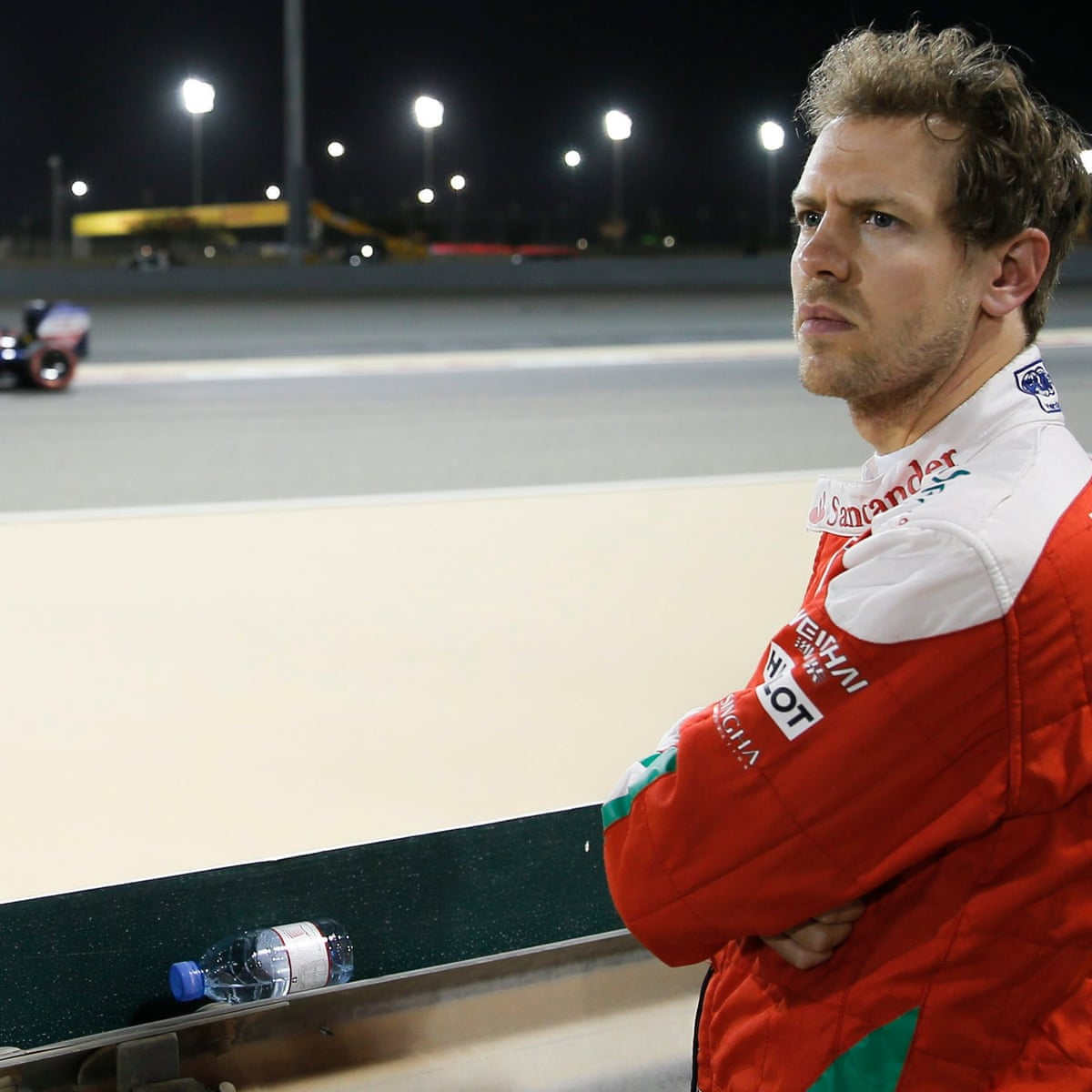 Sebastian Vettel Hits Out At Circus Nature Of F1 Qualifying Idea Sport The Guardian