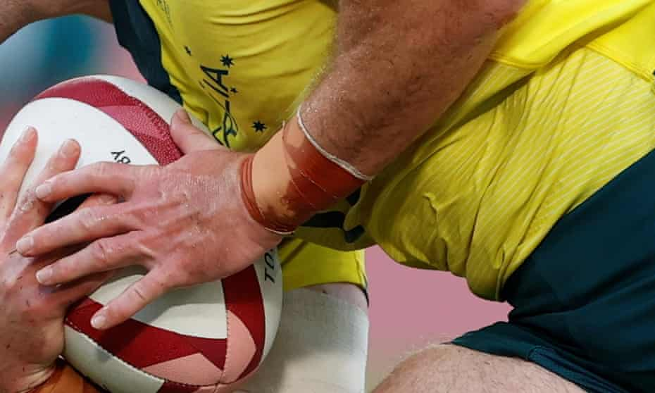The rugby sevens Olympic team is being investigated by the AOC