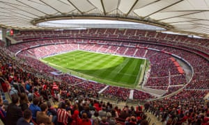 Atlético Madrid hosted a women's-game record attendance of more than 60,000 at the Wanda Metropolitano for their game against Barcelona.
