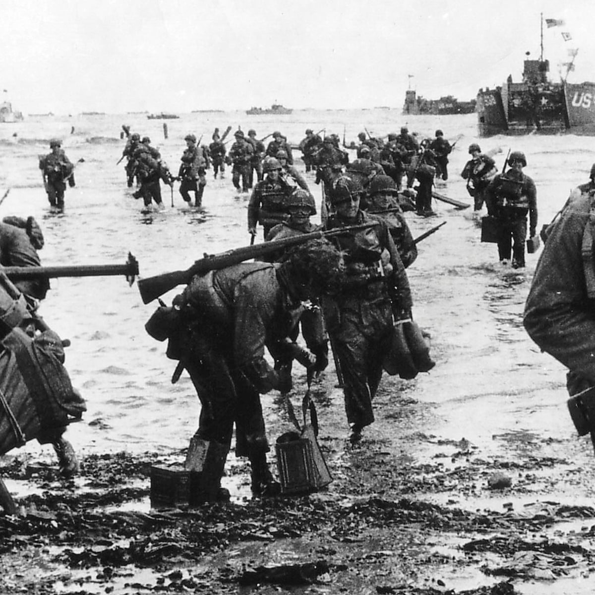 D-day: key facts on one of the most vital military operations ever  attempted | D-day | The Guardian