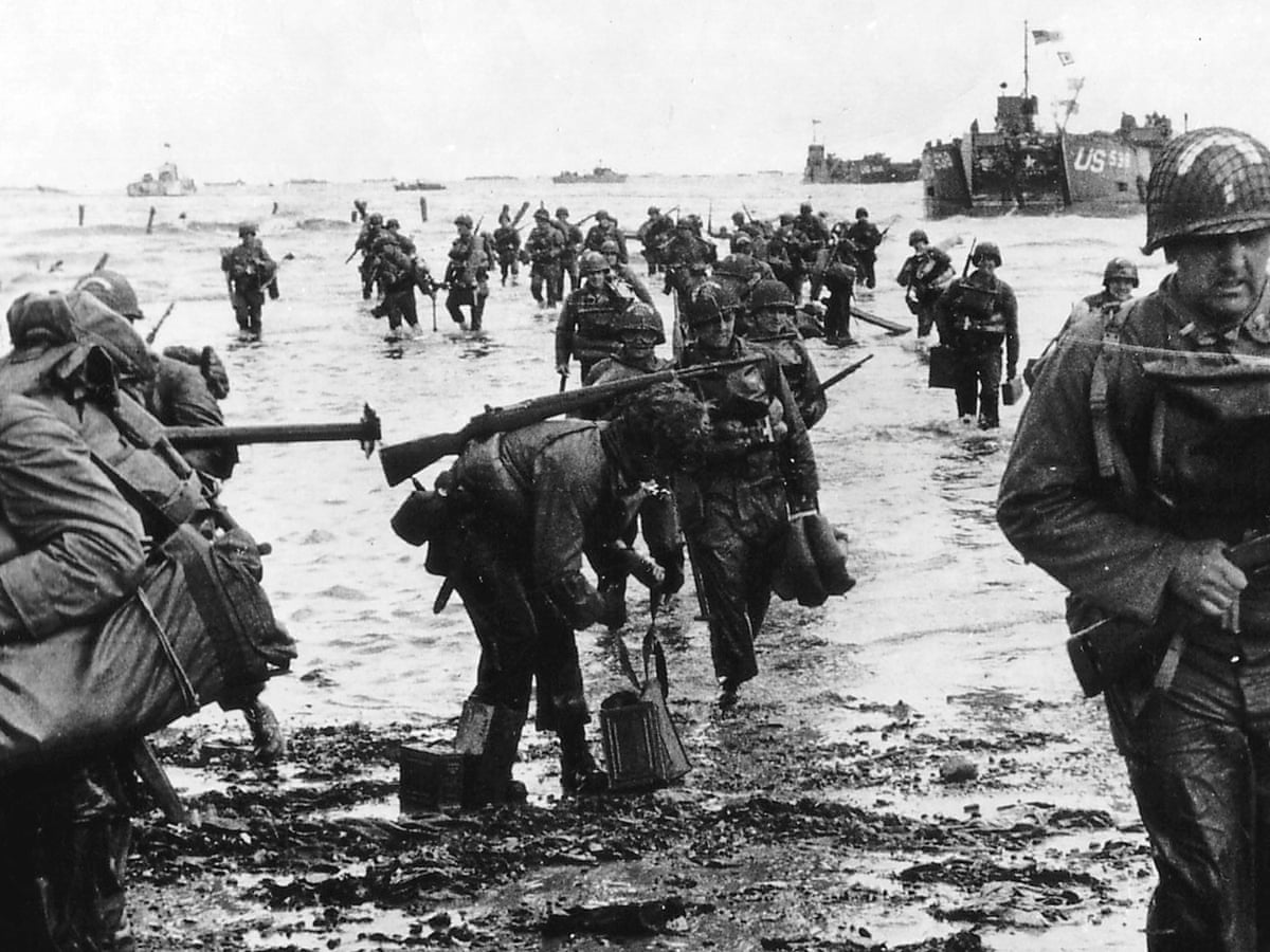 D Day Key Facts On One Of The Most Vital Military Operations Ever Attempted World News The Guardian