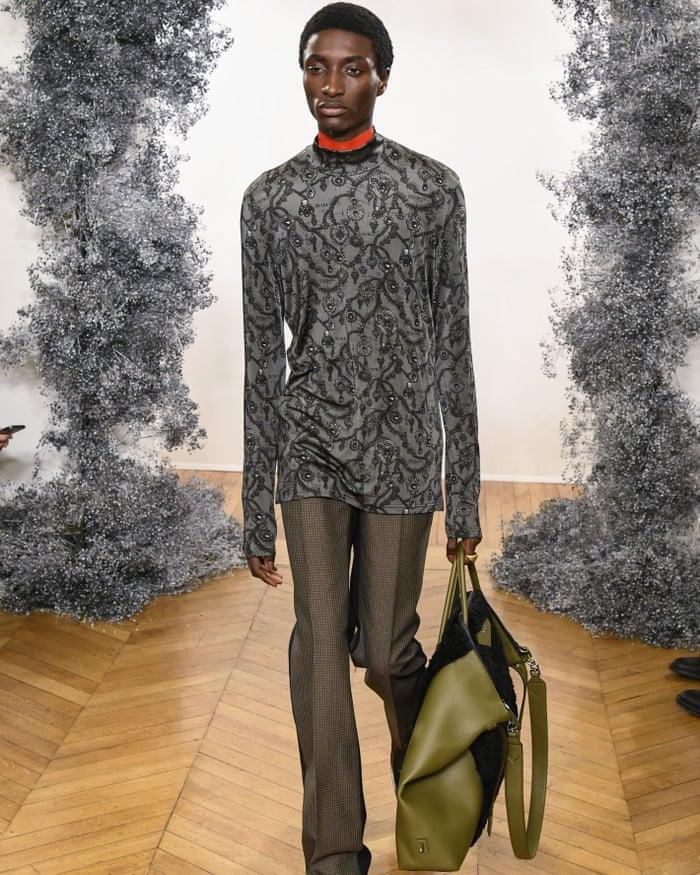 Virgil Abloh Takes Louis Vuitton Into Wonderland Fashion The Guardian
