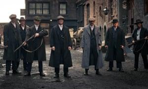 Peaky Blinders depicts a slice of Birmingham's hidden history