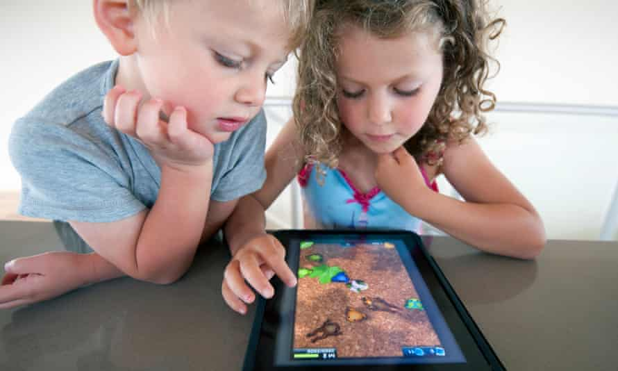 Children are being exposed to a host of inappropriate advertising techniques via their games and apps, research suggests.