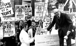 James Callaghan at Ruskin College