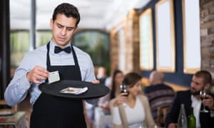 Image result for a male waiter saying