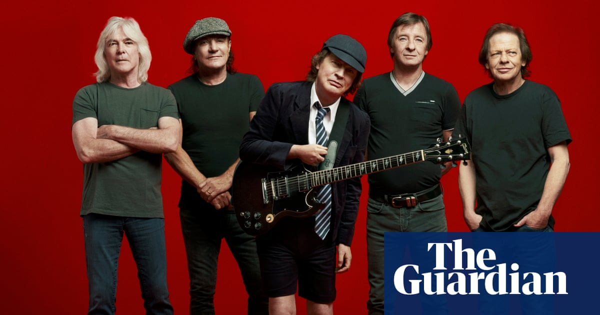 The impossible return of AC/DC: You could feel the electricity in the air