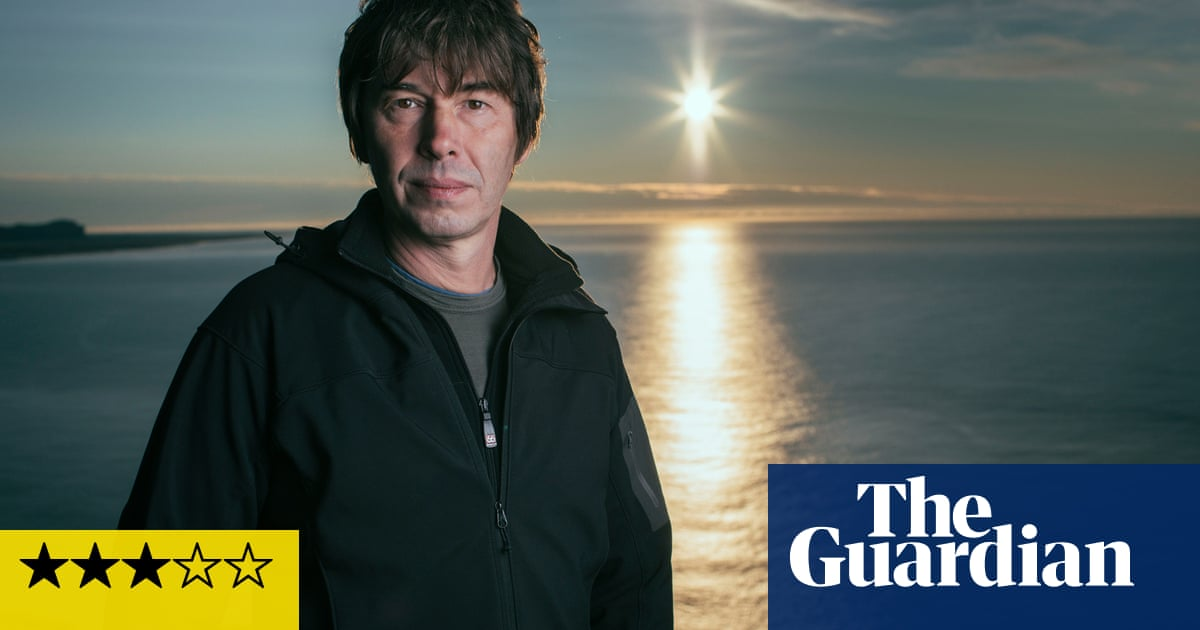 Universe review – Brian Cox's trip to the stars is sheer cosmic cowardice