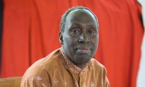 Kenyan writer Ngugi wa Thiong'o is often tipped for the Nobel prize for literature.