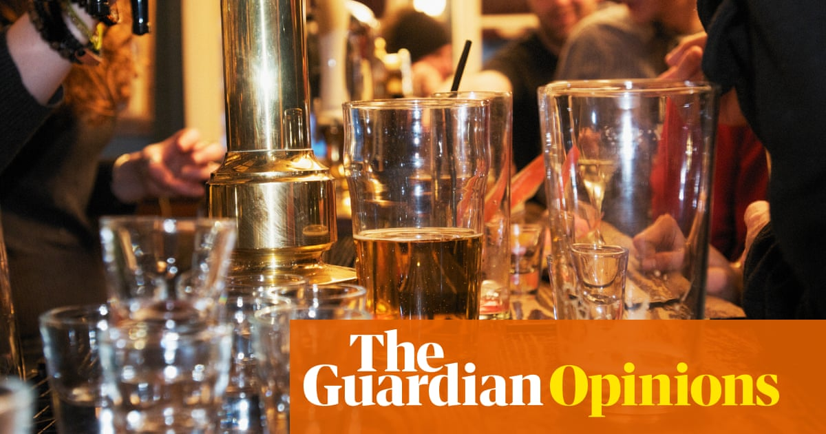 Does Britain have a drinking problem? My answer very much depends on who's asking