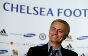 Mourinho describes himself as 'The Happy One'