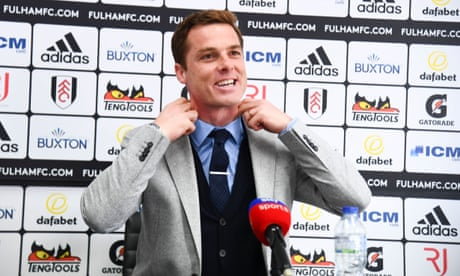 Scott Parker given chance to help Fulham bounce back to Premier League