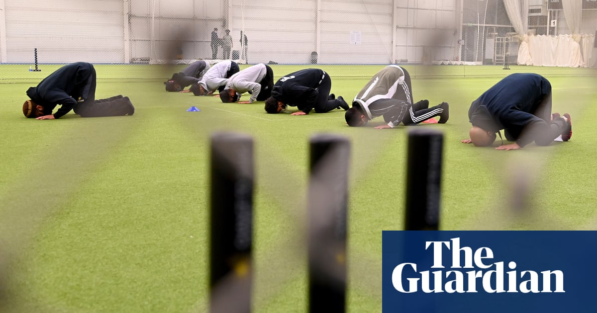 'Their passion is off the scale': how the Ramadan Cricket League supports young Muslims