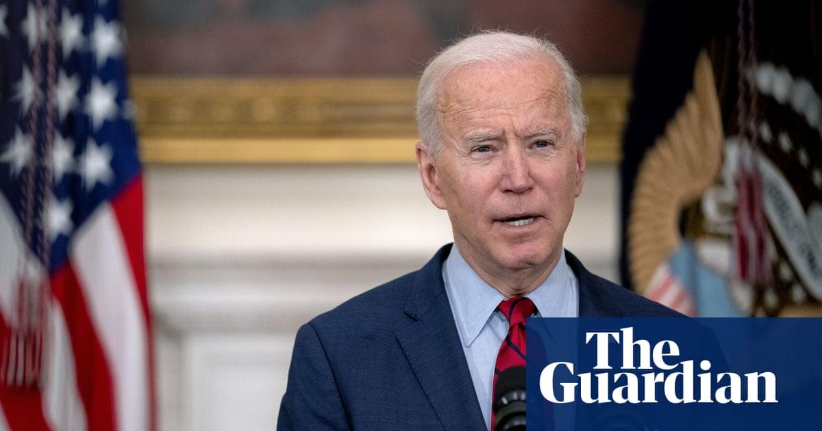 'It will save lives': Joe Biden calls for gun reform after Colorado shooting – video