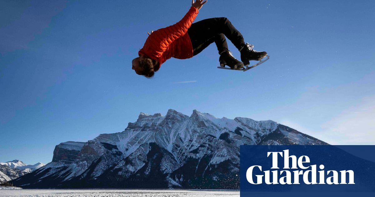 How Elladj Baldé took on ice skatings elitism and went viral