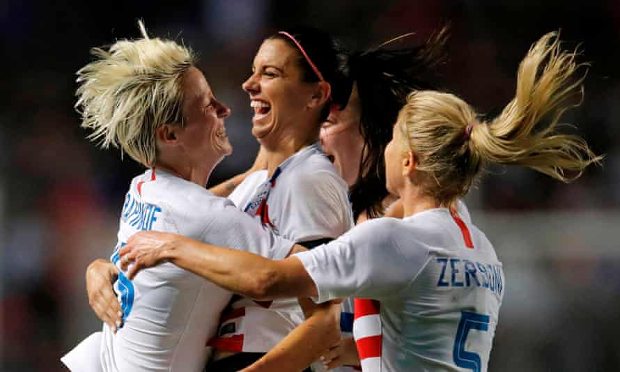 The US go into this summer's World Cup as one of the favourites