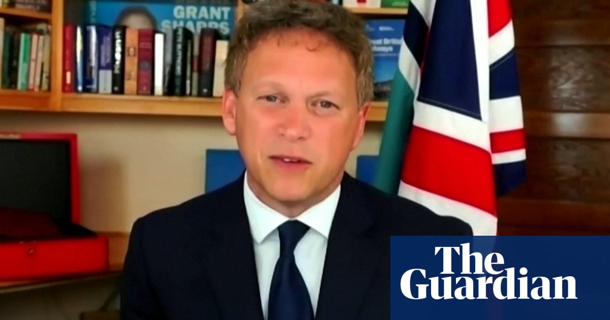 'Safety first': Grant Shapps on Portugal's removal from travel 'green list' – video