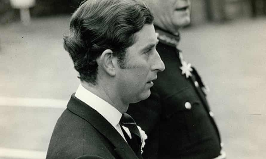 Prince Charles in 1975. A new book adds overturns the view that Kerr acted alone in sacking the elected Labor government of Gough Whitlam.