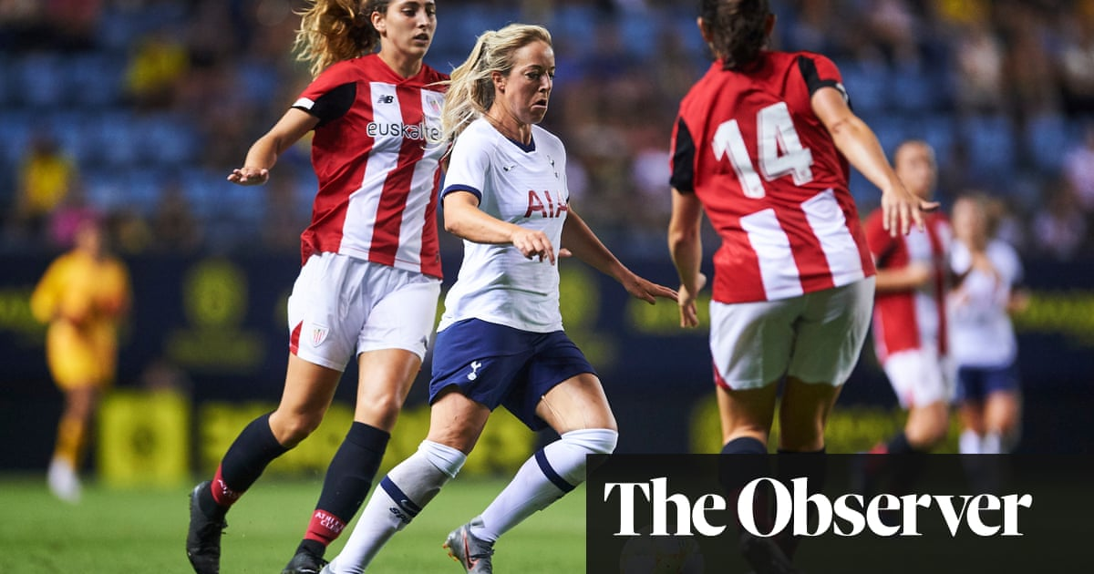 Spurs' Gemma Davison thrilled by big crowd prospect in Chelsea derby date