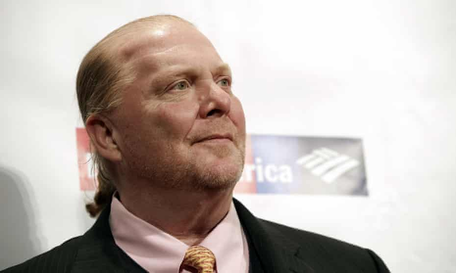 Mario Batali gave up all his restaurants earlier this year after he was accused of sexual assault or harassment by several women.