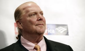 Mario Batali took a leave of absence after he was accused by multiple women of inappropriate and abusive behaviour.