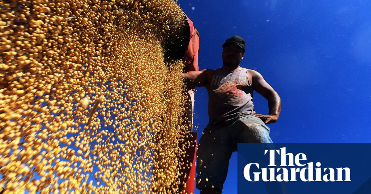 Food giants accused of links to illegal Amazon deforestation