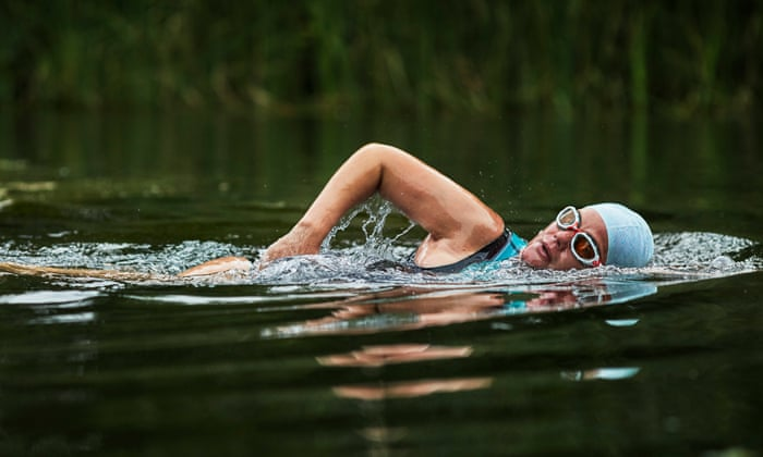 My swimming odyssey: 'It felt like a last chance to prove