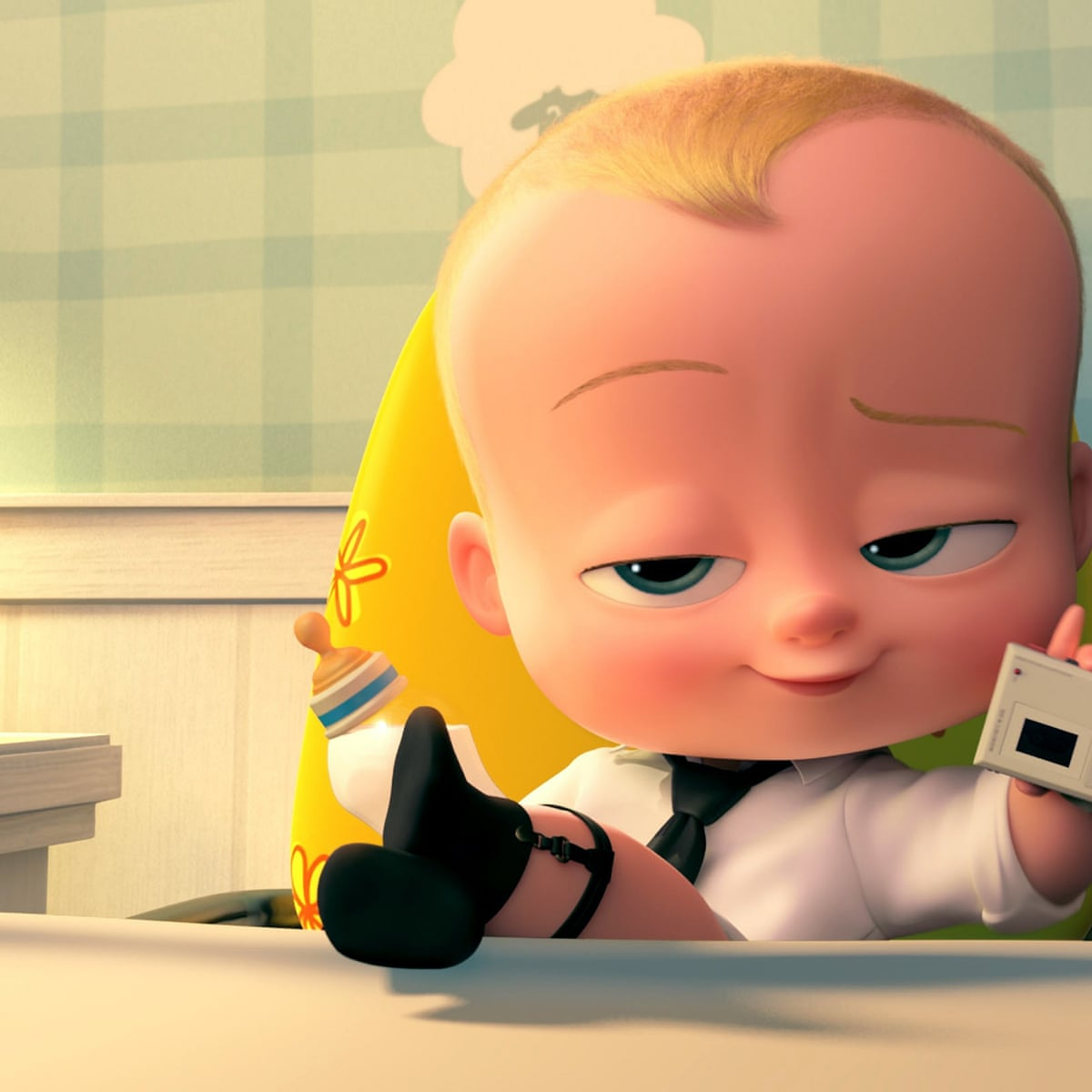 The Boss Baby Review Alec Baldwin Sweetens The Deal In Amusing Animation The Boss Baby The Guardian