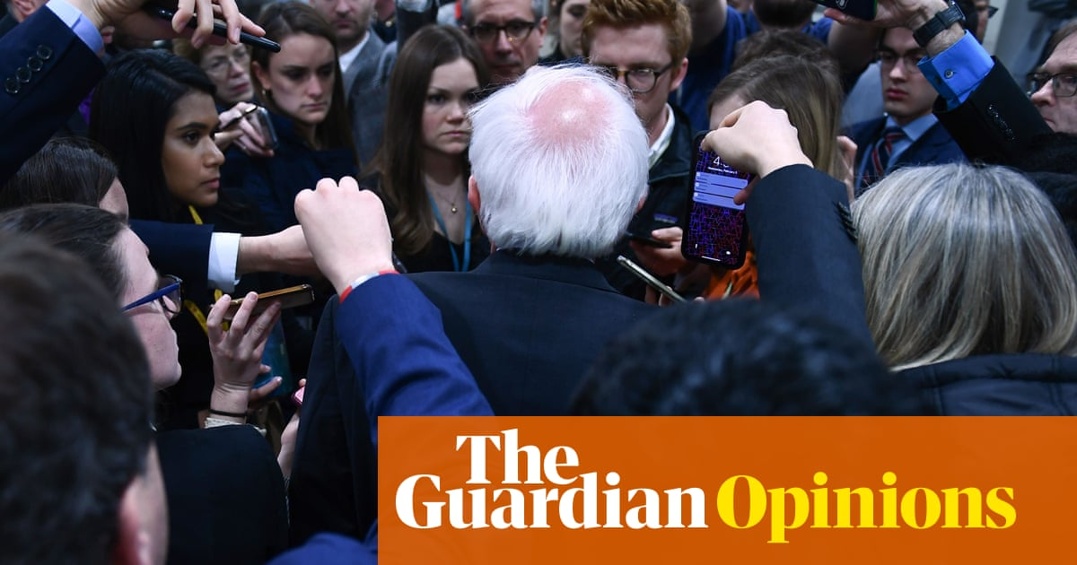 The American media elite has learned nothing from 2016. It will only get worse | Jessa Crispin