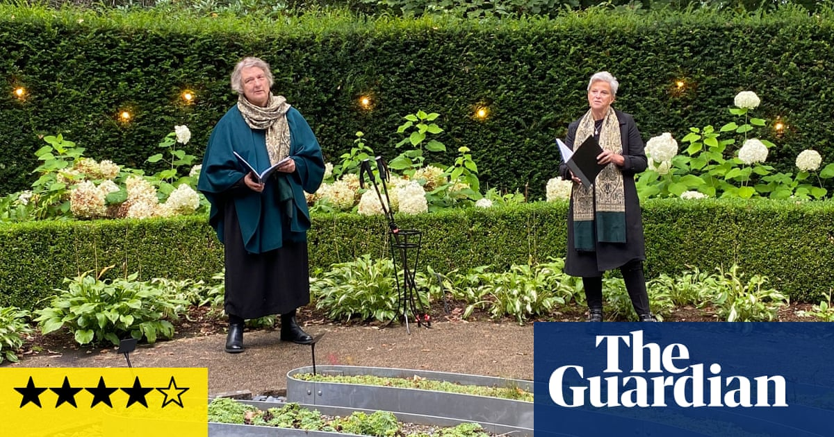 The Covid Requiem review – an emotional eulogy for the pandemic's victims