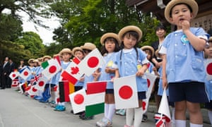 Japan has the lowest rate of children born outside marriage in the world – 2.2%, compared with 47% in Britain.