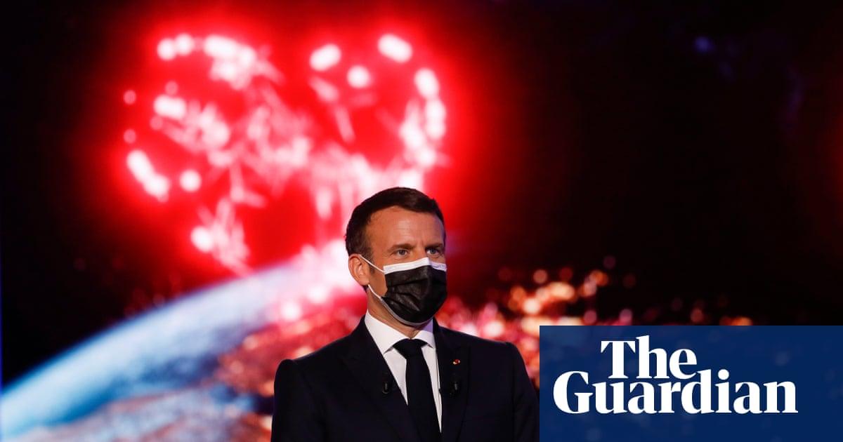 Emmanuel Macron: Covid highlights need to 'beef up' EU powers
