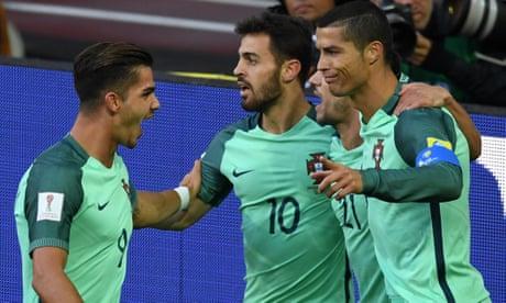 Bernardo Silva: from Benfica reject to Portugal's heir to