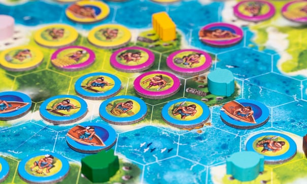 The seven best board games for Christmas 2018 | Life and