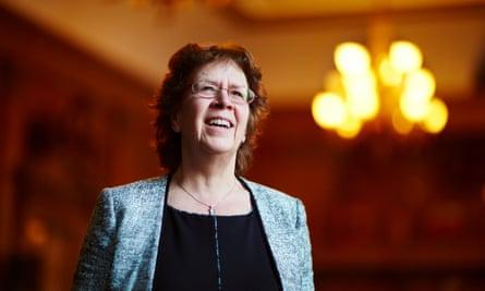 Judith Blake, leader of Leeds city council