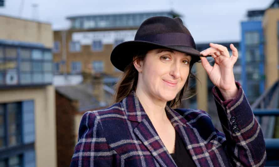 Frances Hardinge … her characters 'stay human to the marrow'.