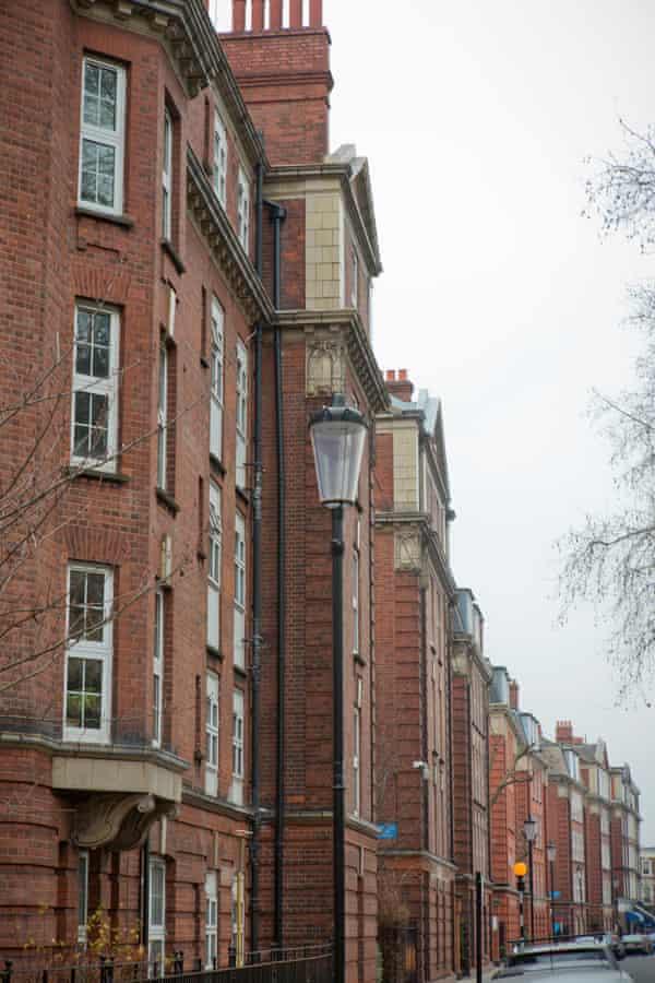 The Sutton estate, Chelsea.