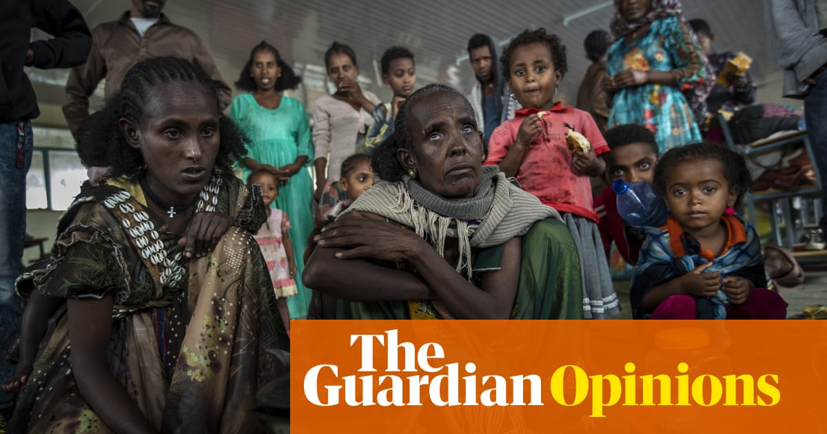 The looming famine in Tigray is an avoidable catastrophe