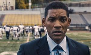 Will Smith in Concussion.