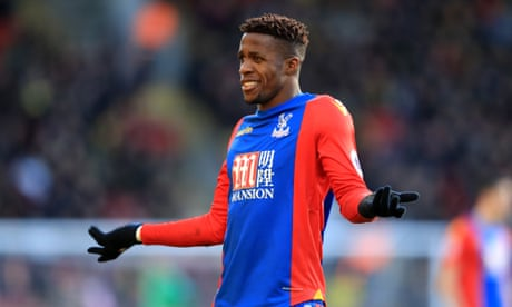 Wilfried Zaha named in Ivory Coast squad for Africa Cup of Nations