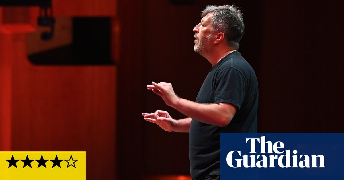 Thomas Adès at 50 review – something old and something new in superb birthday celebration