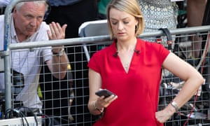 BBC political editor Laura Kuenssberg has come under unprecedented attack from some Jeremy Corbyn supporters on Twitter.