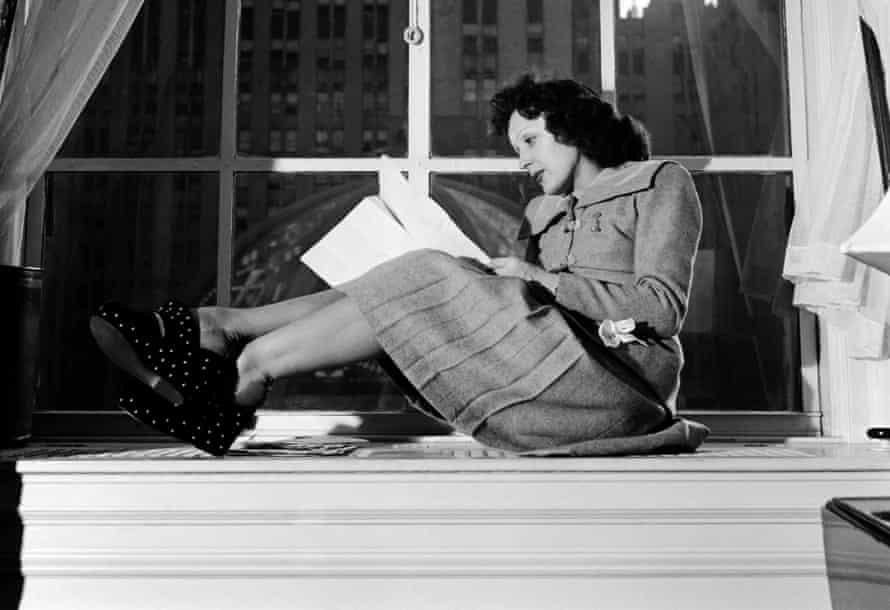 'Every damn thing you do in this life, you have to pay for' … Piaf in New York in the 1950s.