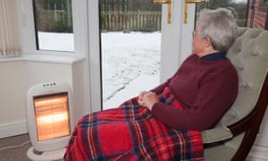 <strong>'Cold homes are a bigger killer across the UK than road accidents, drug abuse or alcohol abuse,' says Maria Wardrobe of National Energy Action. </strong>