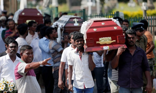 Sri Lanka Bomb Blasts